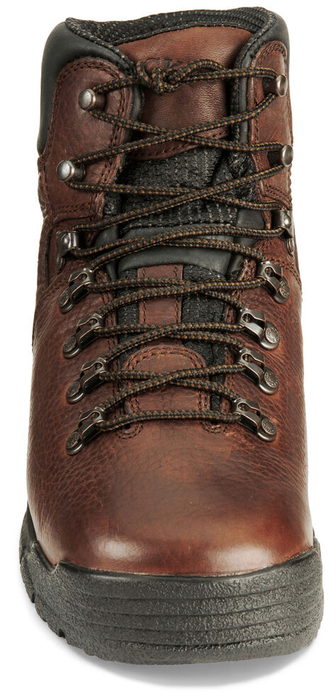 "Rocky 6"" Non-Steel Toe Mobilite Work Boots, Brown, hi-res"