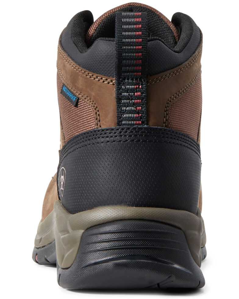 Ariat Men's Telluride Waterproof Work Boots - Composite Toe, Brown, hi-res