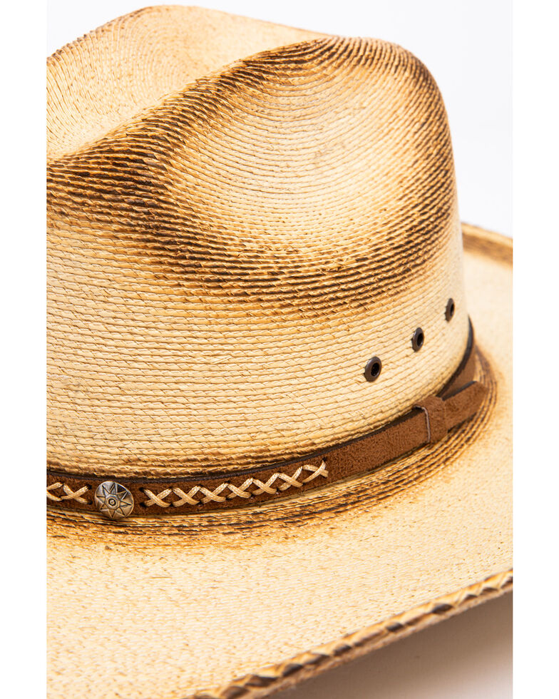Cody James Men's 15X Toasted Palm Cowboy Hat, Natural, hi-res