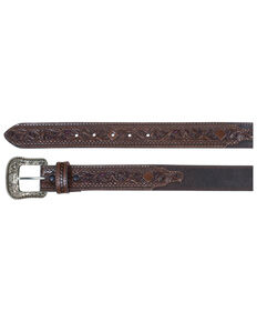 HOOey Men's Chocolate Belt, Brown, hi-res