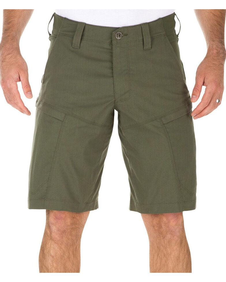 5.11 Tactical Men's Apex Shorts , Green, hi-res