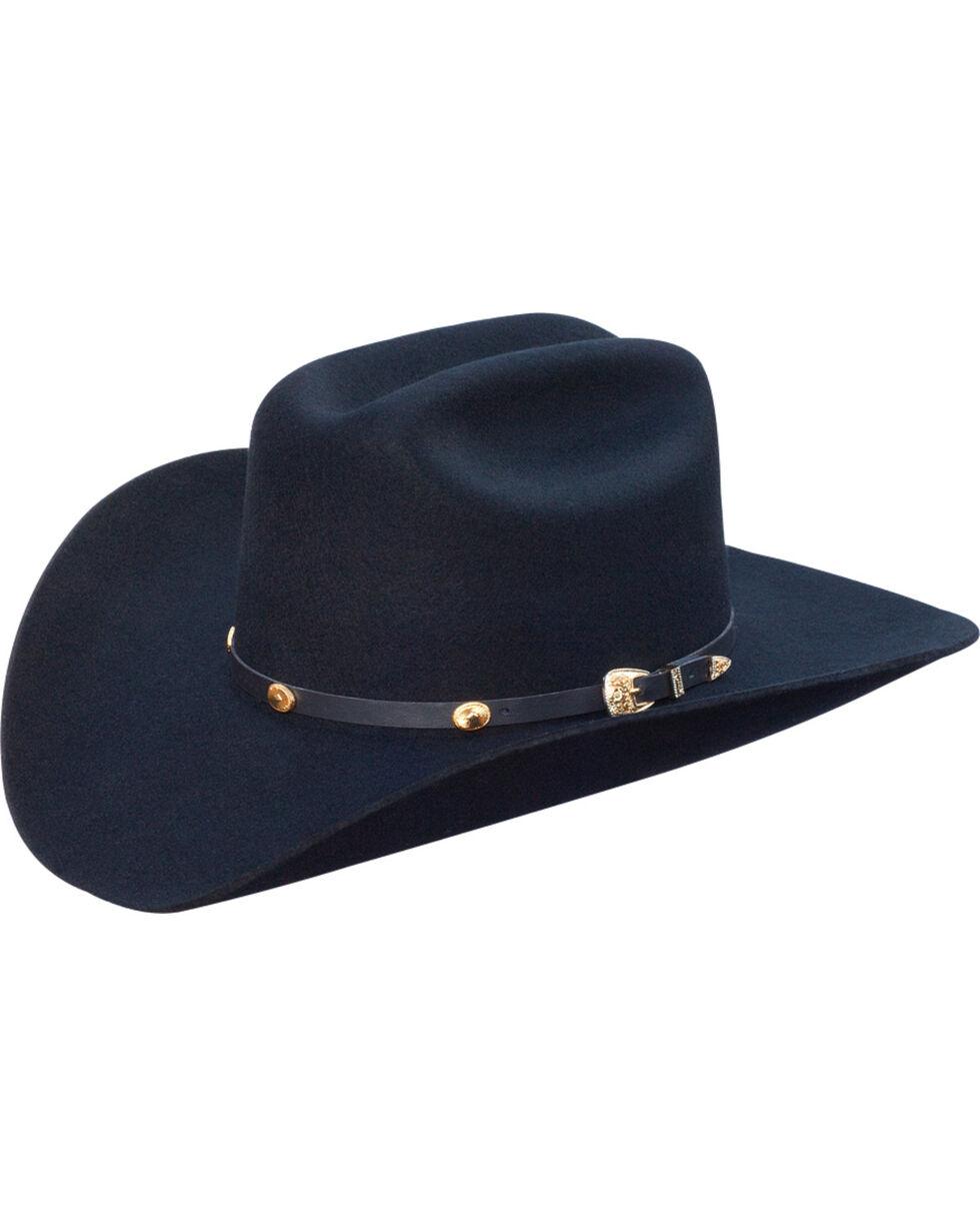 Silverado Men's Colt Western Hat , Black, hi-res