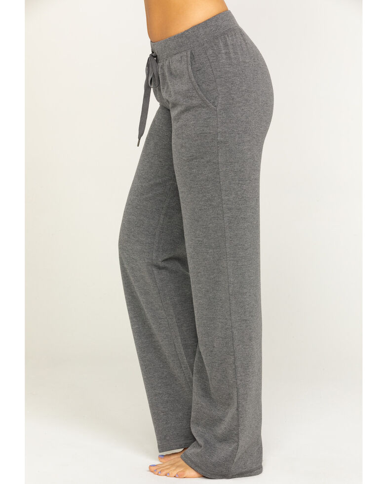 Idyllwind Women's Cozytown Comfort Sweatpants, Heather Grey, hi-res