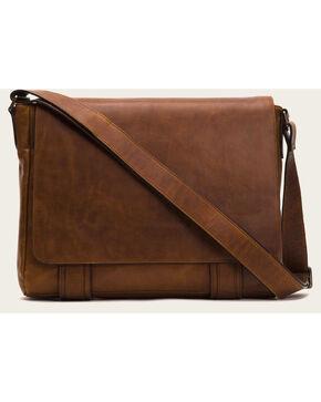 Frye Men's Logan Messenger Bag , Cognac, hi-res