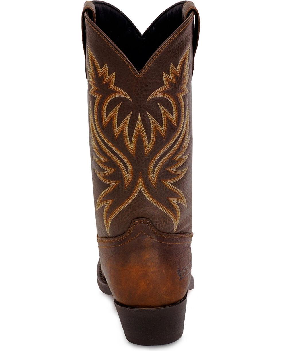 Laredo Men's Cowboy Work Boots, Copper, hi-res