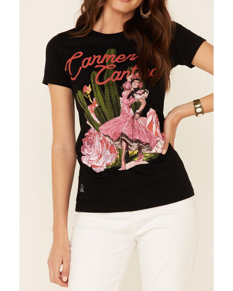 Rodeo Quincy Women's Carmen Cantina Graphic Short Sleeve Tee , , hi-res