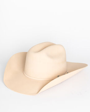 Cody James Men's 5X Silver Belly Felt Cowboy Hat, Silverbelly, hi-res