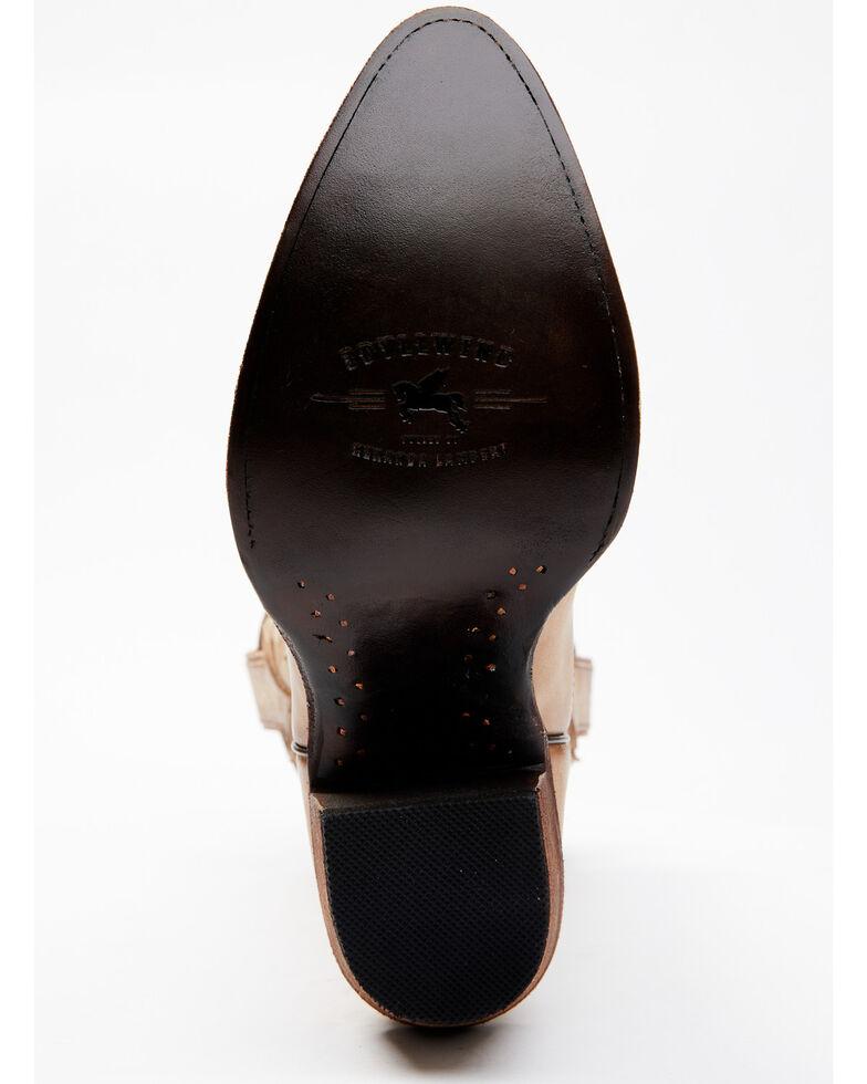 Idyllwind Women's Bayou Western Boots - Round Toe, Tan, hi-res