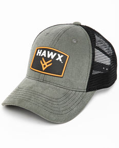 Hawx Men's Olive Logo Patch Cap , Olive, hi-res