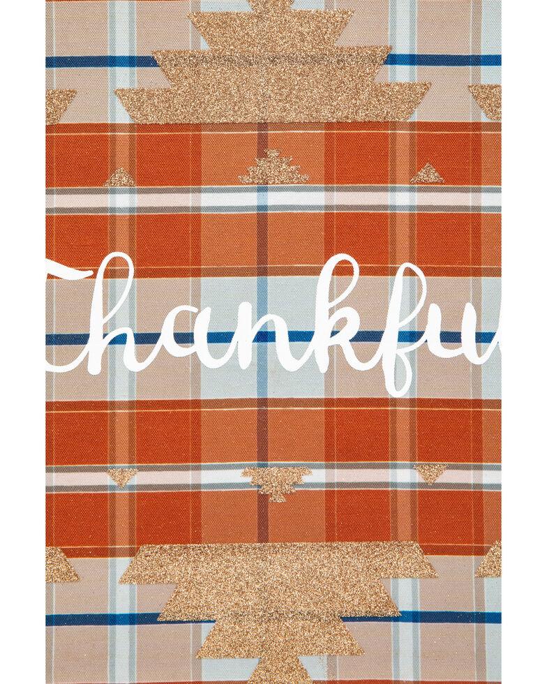 BB Ranch Thankful Wall Art, Orange, hi-res