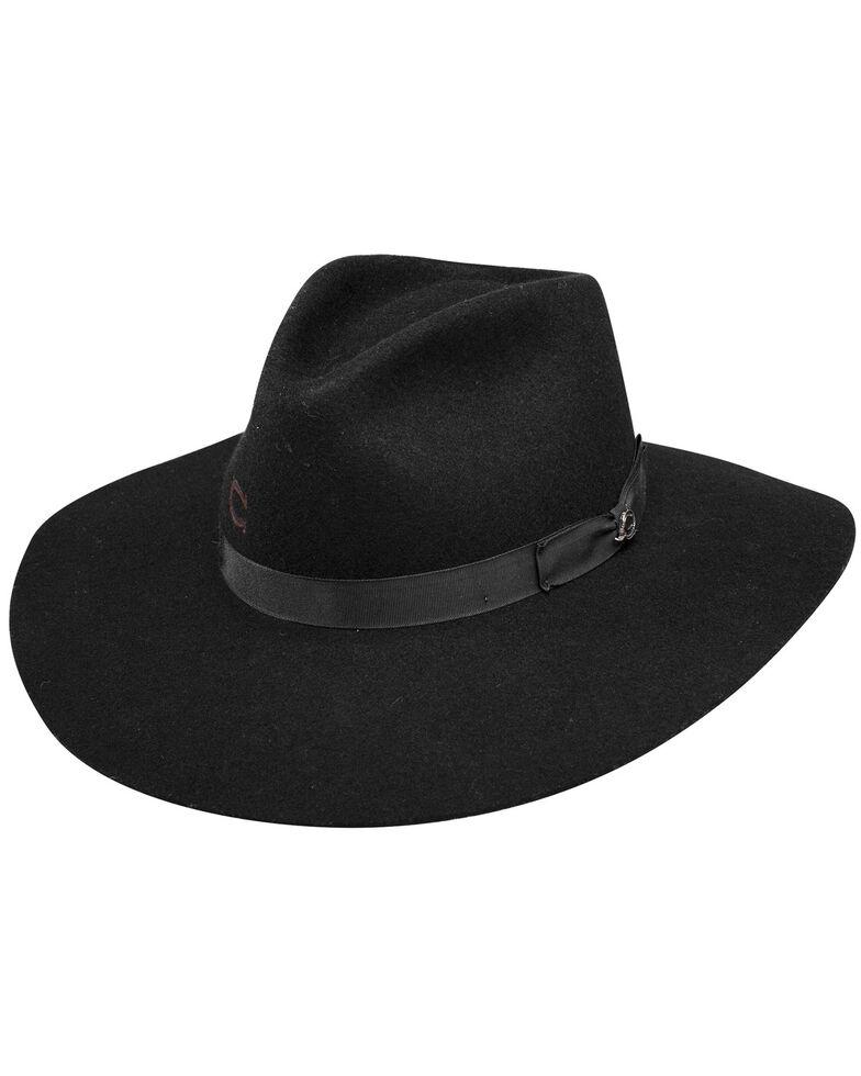 Charlie 1 Horse Women's Highway Wool Hat, Black, hi-res