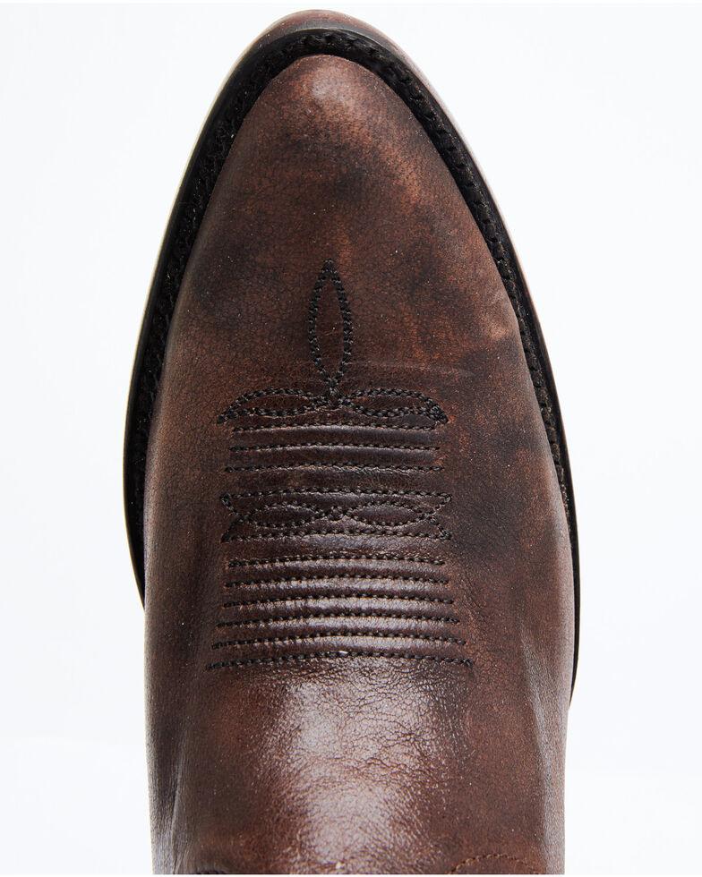 Idyllwind Women's Ruckus Western Boots - Round Toe, Cognac, hi-res