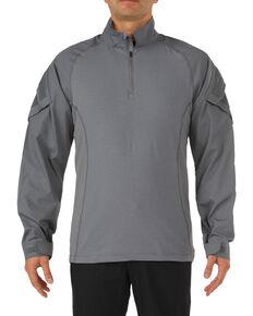 5.11 Tactical Rapid Assault Long Sleeve Shirt - 3XL, Storm, hi-res