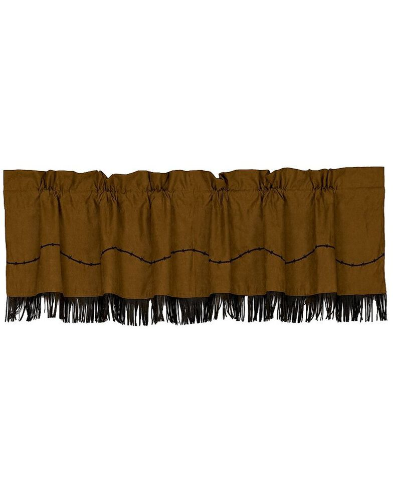 HiEnd Accents Barbed Wire Valance, Multi, hi-res