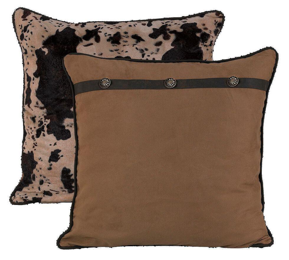 HiEnd Accents Western Reversible Euro Pillow Sham, Multi, hi-res