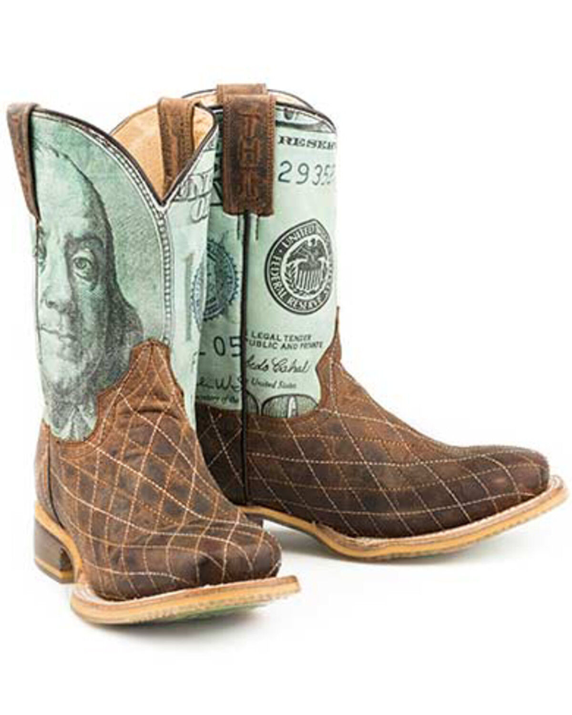 Tin Haul Youth Boys' Money Western