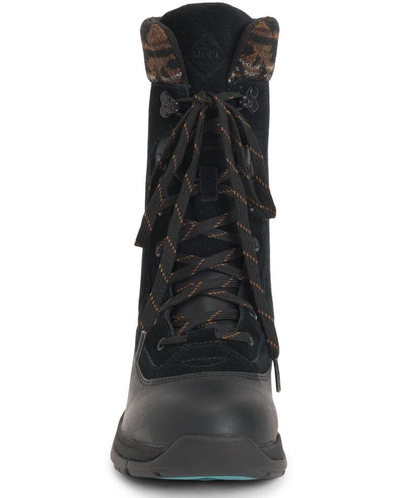 Muck Boots Women's Arctic Apres II Work Boots - Soft Toe, Black, hi-res