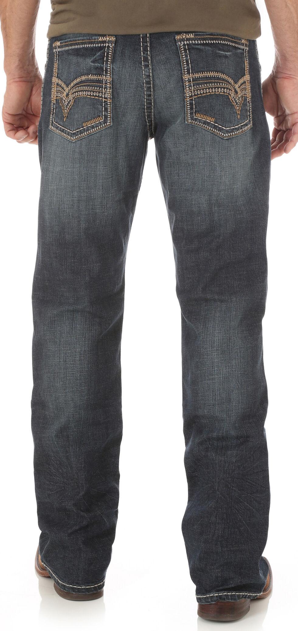 Wrangler Men's Rhythm Slim Boot Jeans - Big & Tall, , hi-res