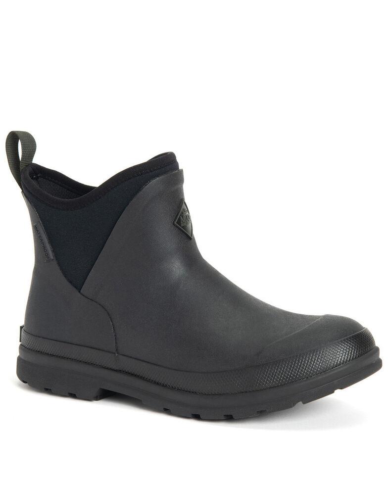 Muck Boots Women's Juliet Ankle Boots - Round Toe, Black, hi-res