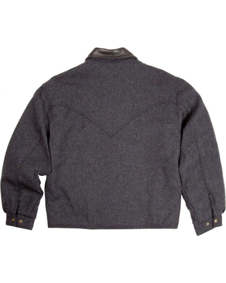 Schaefer Men's 570 Summit Wool Jacket, Dark Grey, hi-res