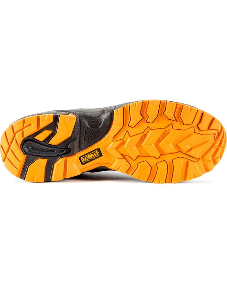 DeWalt Men's Boron Athletic Work Shoes - Aluminum Toe, Black, hi-res