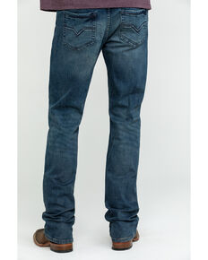 Moonshine Spirit Men's Muddler Slim Boot Jeans , Indigo, hi-res