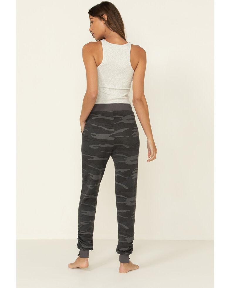 Z Supply Women's Camo Jordan Jogger Sweatpants, Grey, hi-res