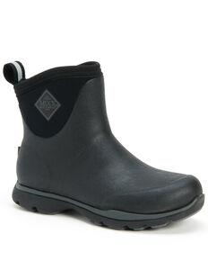 Muck Boots Men's Arctic Excursion Rubber Boots - Round Toe, Black, hi-res