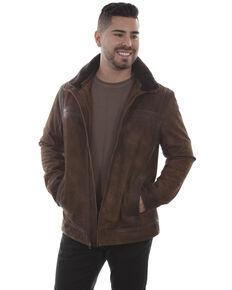 Scully Men's Old Brown Jacket , Brown, hi-res