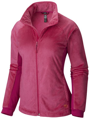 Mountain Hardwear Women's Pyxis Stretch Jacket, Pink, hi-res