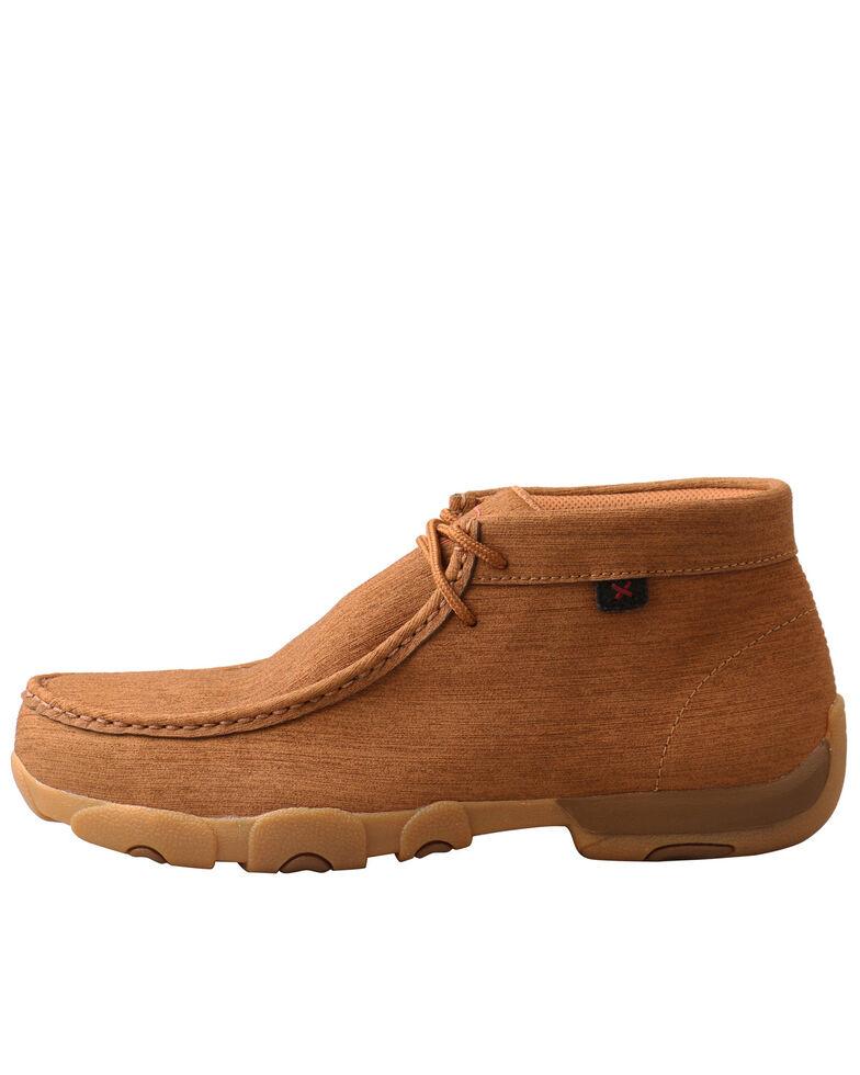 Twisted X Men's Tan Chukka Work Shoes - Steel Toe, Tan, hi-res