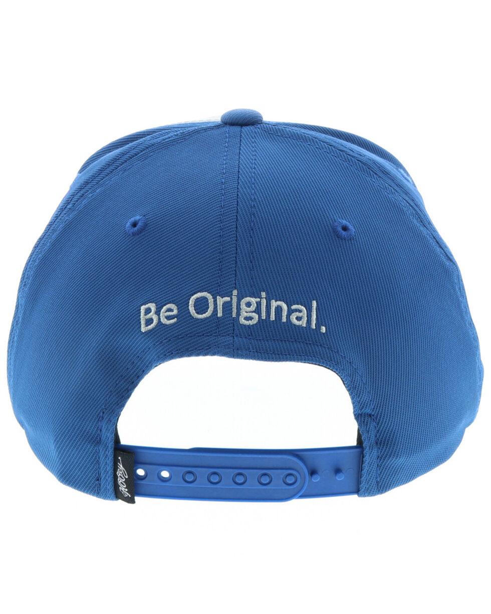 """HOOey Men's """"O Fade"""" Be Original Ball Cap , Grey, hi-res"""