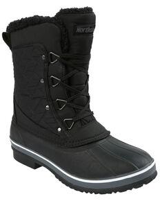 Northside Women's Modesto Waterproof Winter Snow Boots - Soft Toe, Black, hi-res