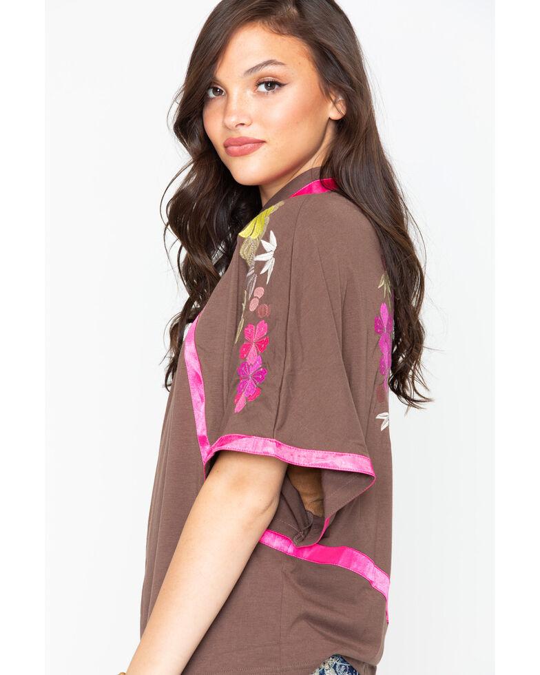 G&H Angel Premium Women's Stella Top, Heather Grey, hi-res