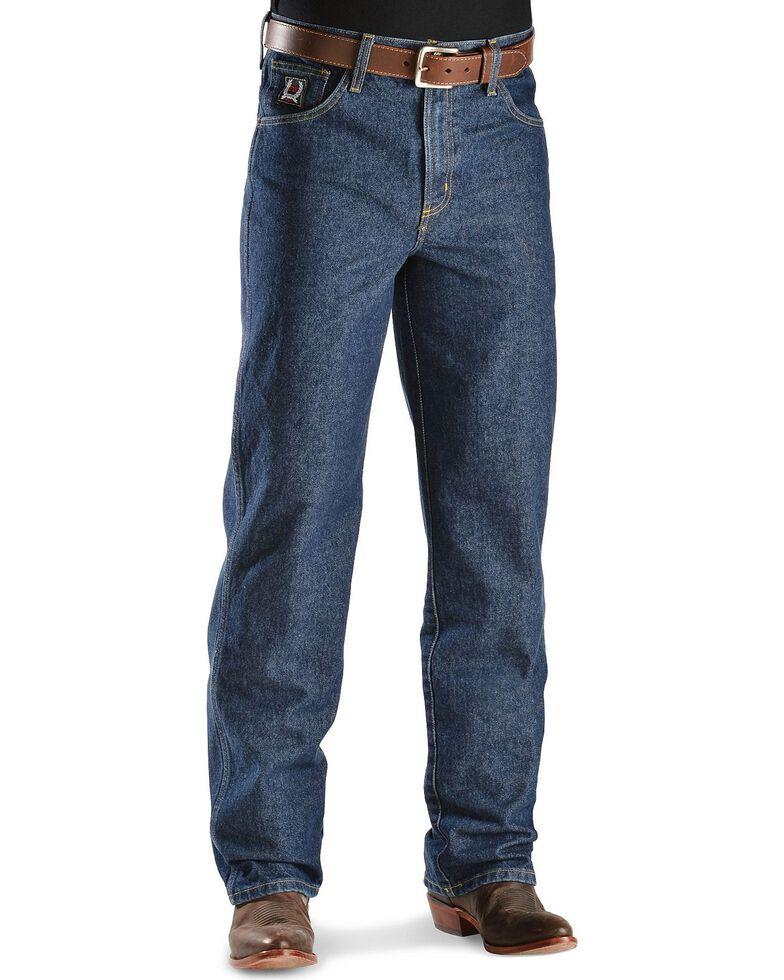Cinch  Men's Green Label Flame Resistant Work Jeans, Denim, hi-res