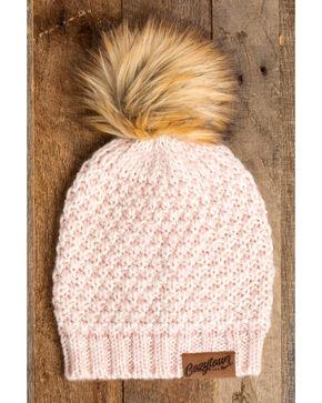 Idyllwind Women's Pink Cozytown Beanie, Pink, hi-res