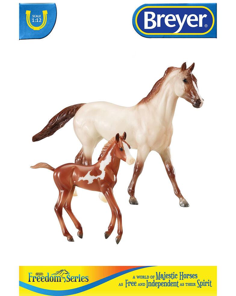 Breyer Kids' Running Wild Horses, No Color, hi-res