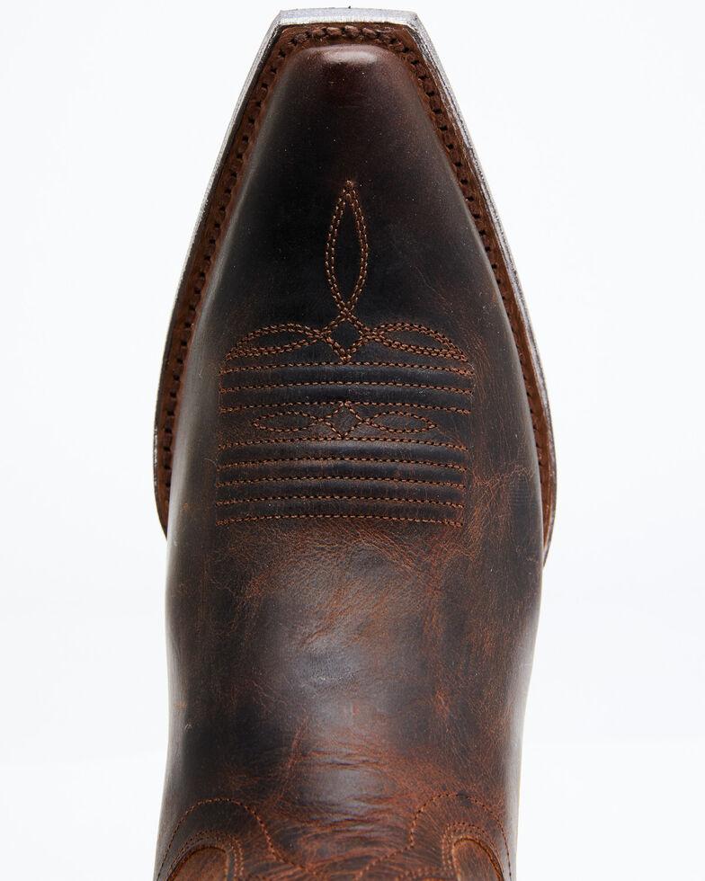 Shyanne Women's Selma Western Boots - Snip Toe, Brown, hi-res