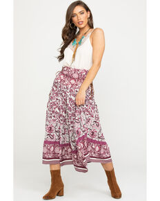 Tasha Polizzi Women's Ashland Skirt, Rose, hi-res
