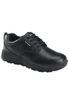 Nautilus Women's Skidbuster Work Shoes - Soft Toe, Black, hi-res
