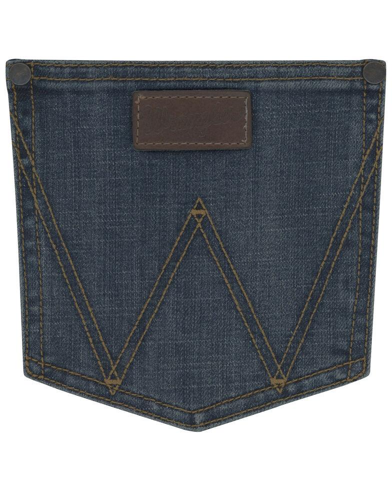 Wrangler Retro Boys' Falls City Relaxed Bootcut Jeans, Blue, hi-res
