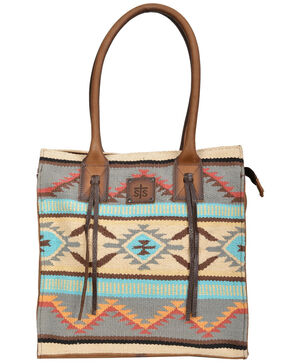 STS Ranchwear Women's Sedona Serape Large Chaps Bag, Multi, hi-res
