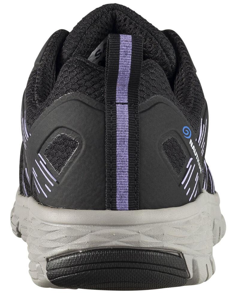Nautilus Women's Stratus Slip Resisting Work Shoes - Composite Toe, Black, hi-res