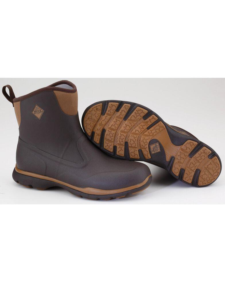 Muck Brown Bark Excursion Pro Mid Boots , Bark, hi-res