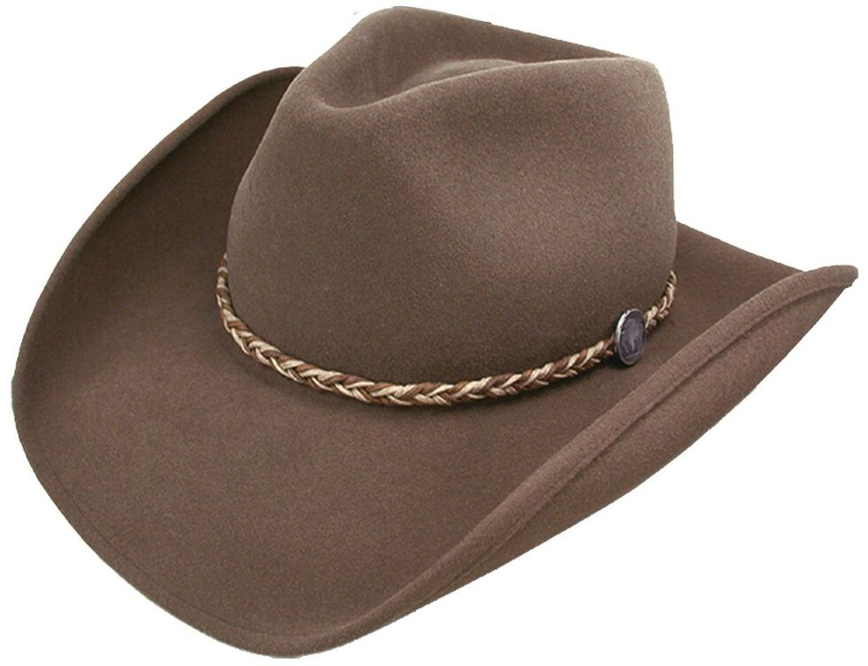 Stetson Rawhide 3X Buffalo Felt Hat - Country Outfitter ea956f6a219