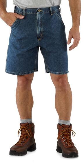 Carhartt Lightweight Denim Work Shorts, Denim, hi-res
