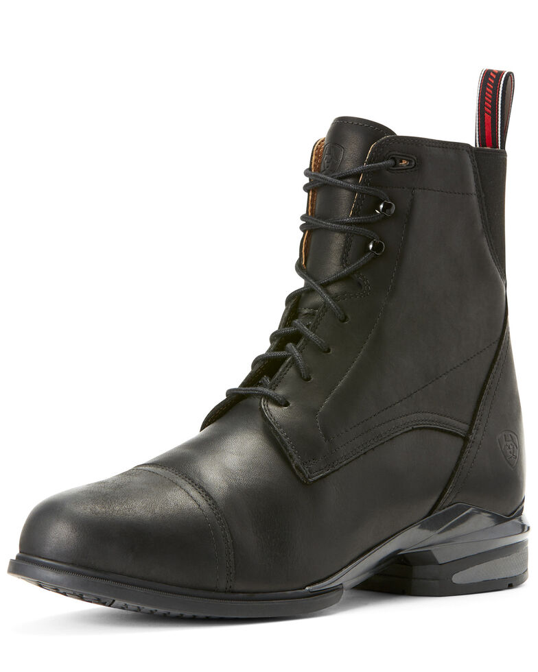 Ariat Men's Nitro Lace Paddock Riding Boots - Round Toe, , hi-res