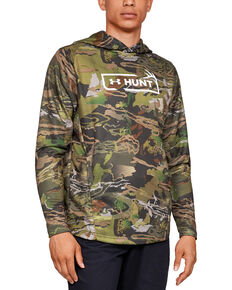 Under Armour Men's Tech Terry Hunting Hoodie, Camouflage, hi-res