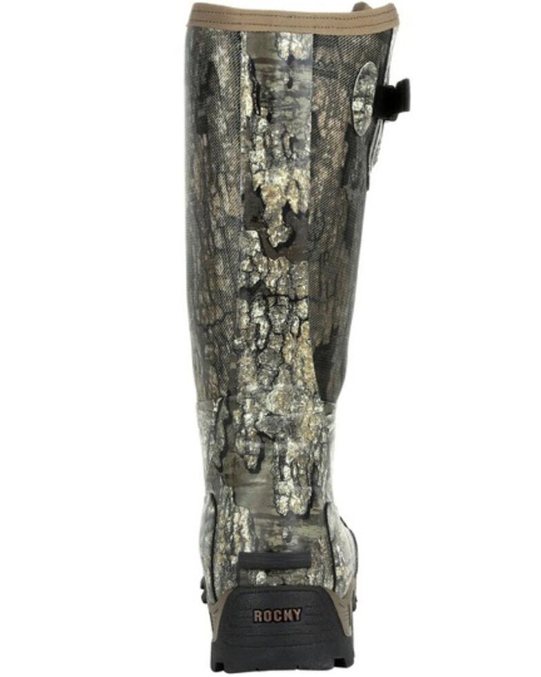 Rocky Men's Sport Pro Rubber Snake Boots - Soft Toe, Camouflage, hi-res