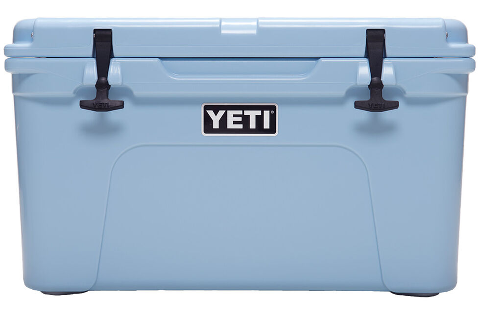 YETI Coolers Tundra 45 Cooler, Blue, hi-res
